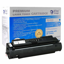 Elite Image Remanufactured Laser Toner Cartridge, For HP LJ 4500, CY