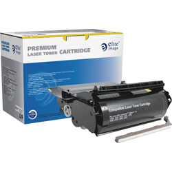 Elite Image Laser Toner Cartridge, For Lexmark Optra S, Black