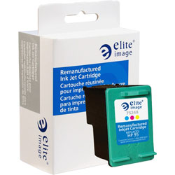 Elite Image 75248 Tri-Color Inkjet Cartridge, 7 ml
