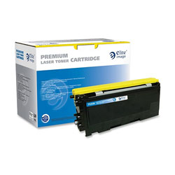 Elite Image Black Toner Cartridge, 2500 Page Yield
