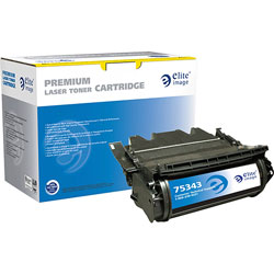Elite Image Dell Replacement Part 341-2916 Black Toner Cartridge, 20000 Page Yield