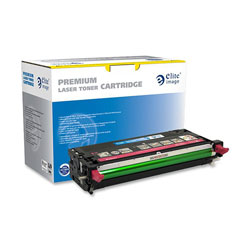 Elite Image Toner Cartridge, 8000 Page Yield, Magenta