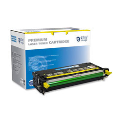 Elite Image Toner Cartridge, 8000 Page Yield, Yellow