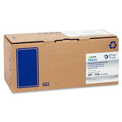 Elite Image Toner Cartridge, 2500 Page Yield, Black
