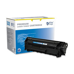 Elite Image Toner Cartridge, 2, 000 Page Yield, Black