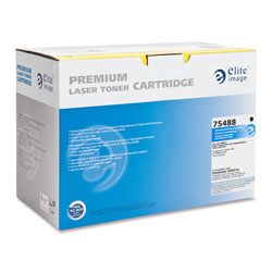 Elite Image Toner Cartridge, 9, 000 Page Yield, Black