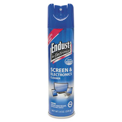 Endust Multi-Surface Anti-Static Electronics Cleaner, 8 oz. Aerosol