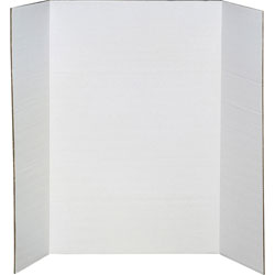Elmer's Scholar Pro Project Display Boards, White