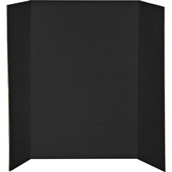 Elmer's Scholar Pro Project Display Boards, Black