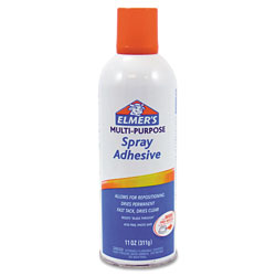 Elmer's Spray Adhesive, 11 Ounces