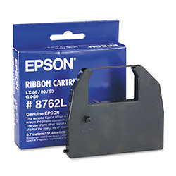 Epson Fabric Ribbon for Homewriter 10/LX80/LX86/LX90 Printers