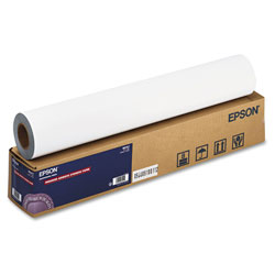 "Epson Enhanced Adhesive Synthetic Paper, 24"" x 100'"
