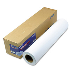 "Epson Premium Glossy Photo Paper, 24"" x 100', 1 Roll"