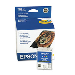 Epson Ink Cartridge for Stylus Color 880, 880i, Color