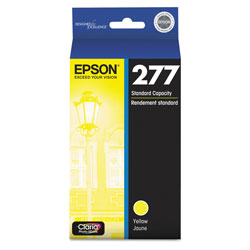 Epson T277420 Claria Ink, Yellow, 360 Page Yield