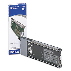 Epson Ink Cartridge for Stylus Pro 4000/4800 Printers, Black