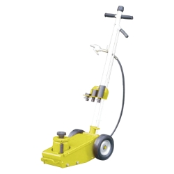 Esco Equipment Yellow Jackit 22 Ton Air Hydraulic Floor Jack