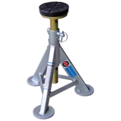 Esco Equipment 3 Ton Jack Stand (Flat Top with Rubber Cushion)