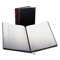 Pendaflex Bound Columnar Book, Record Ruled, 1 Page Form, 300 Pages, 14 1/8 x 10 7/8