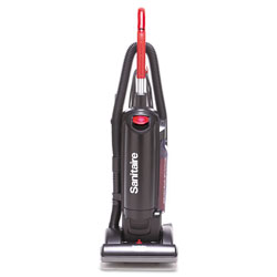 Electrolux True HEPA Upright Commercial Vacuum, 17 lbs, Red