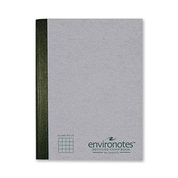 "Roaring Spring Paper Composition Book, Quad Ruled, 7.5"" x 9.75"", 80 Sheets"