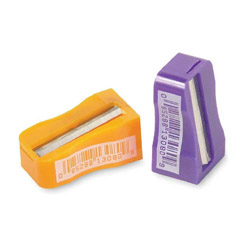 "Baumgarten's Pencil Sharpener, Single Hole, 1"", Assorted"