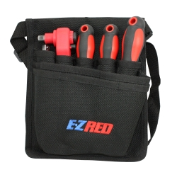 E-Z Red 5 Piece Hybrid Insulated Tool Set