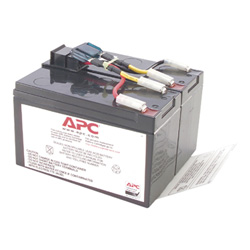 APC RBC48 Replacement Battery Cartridge #48 - UPS Battery - Lead Acid