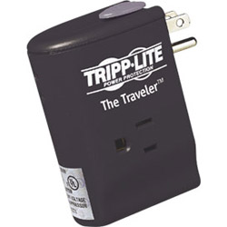 Tripp Lite Protect It! TRAVELER - Surge Suppressor - AC 120 V - 2 Output Connector(s)
