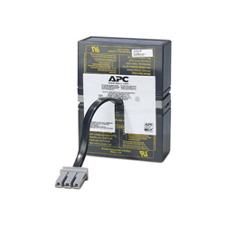 APC RBC32 Replacement Battery Cartridge #32 - UPS Battery - Lead Acid