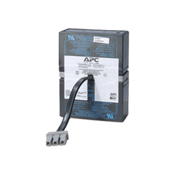 APC RBC33 Replacement Battery Cartridge #33 - UPS Battery - Lead Acid