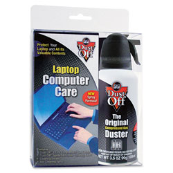 Falcon Safety Laptop Computer Care/Cleaning Kit