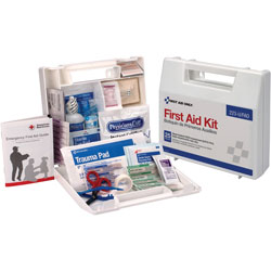 First Aid Only Bulk First Aid Kit for 25 People