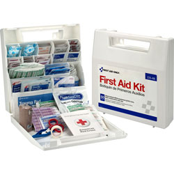 First Aid Only ANSI Compliant First Aid Kit for 50 People