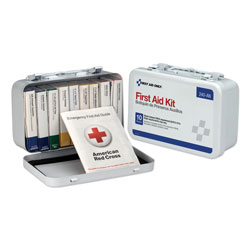 First Aid Only ANSI Compliant First Aid Kit with 10 Units