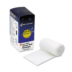 "First Aid Only Gauze Bandages, 2"", 1 Roll"