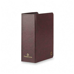 Franklin Covey Planner Storage Case, Classic Style Size, 5 1/2 x 8 1/2, Burgundy