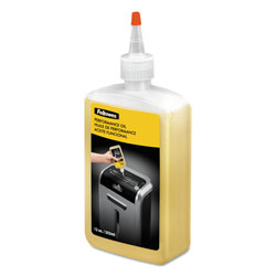 Fellowes 35250 Shredder Oil & Lubricant, 12 Ounce