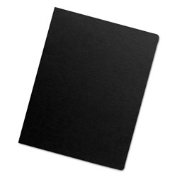 Fellowes Futura Binding System Cover, Black