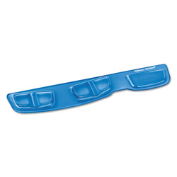 Fellowes Gel Keyboard Palm Support, Blue