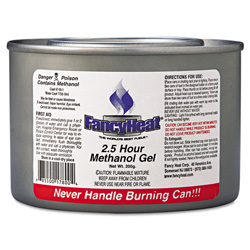 Fancy Heat F800 Methanol Gel Chafing Fuel