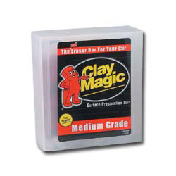 Fibreglass Evercoat Red Medium Grade Clay Magic