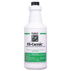 Hi-Genic Non-Acid Bowl and Bathroom Cleaner, 32-oz. bottle