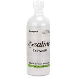 how to make saline eyewash