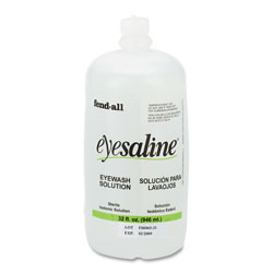 Eyesaline® reg Eye Wash Bottle Refill, 32 oz. Bottle