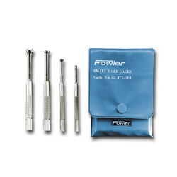 Fowler Small Hole Gauge Set