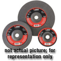 Firepower 4-1/2 in. x 1/4 in. x 7/8 in. Depressed Center Grinding Wheels, Type 27 (5 pc./Pk)
