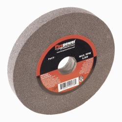 "Firepower Type 1 Bench Grinding Wheel, 6"" x 3/4"", 60 Grit"