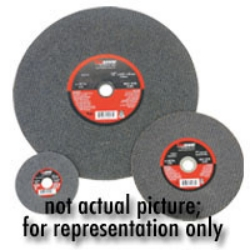 "Firepower Type 1 Cut-Off Abrasive Wheel, 3"" x 1/16"" x 3/8"""