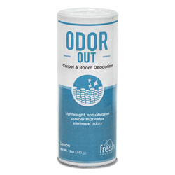 Fresh Products Odor-Out Rug & Room Deodorant in Shake Can, Bouquet, 12 Ounce